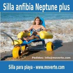Silla acuática y anfibia Neptune Plus