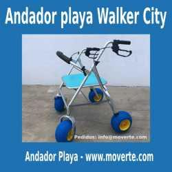 Andador con asiento City - Novaf