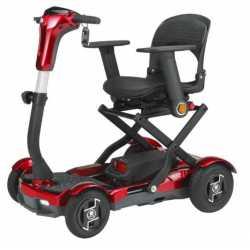 Scooter eléctrico I Laser plegable para discapacitados
