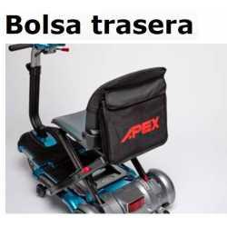 Bolsa trasera para scooter I Laser