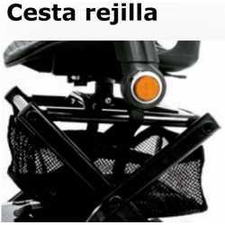 Cesta inferior para scooter I Laser