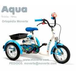 Triciclo AQUA Modelo Unisex.