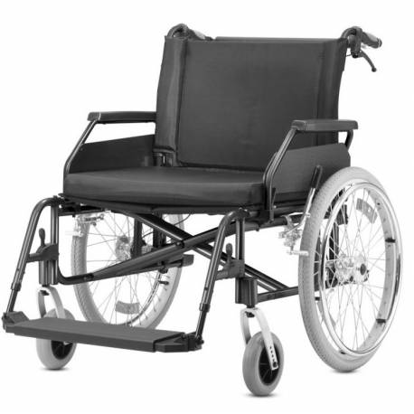 Silla ruedas para 250 Kg peso Econ XXL