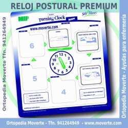 Reloj Magnético Cambios Posturales Premium