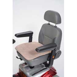 Cojin polar para scooter o silla