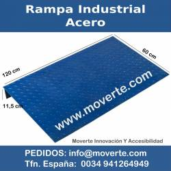 Rampa industrial