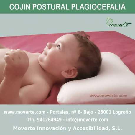 COJIN BABY PREVENCION PLAGIOCEFALIA-POSICIONADOR