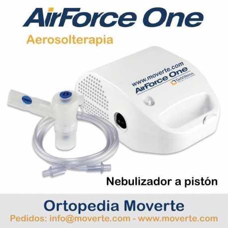 Aerosol dministrador de medicación