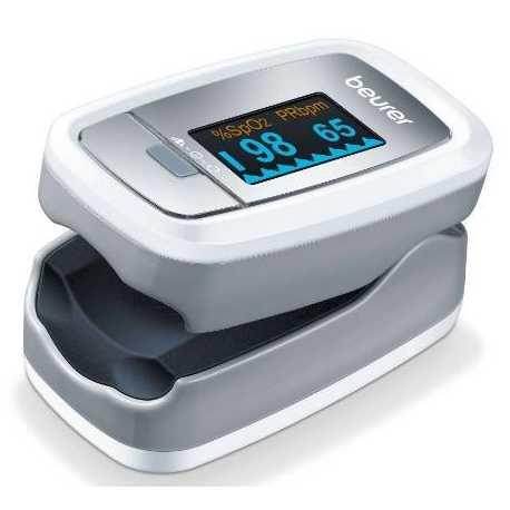 Pulsioxímetro digital compacto - BEURER