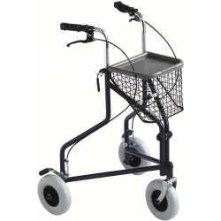 Caminador Delta de 3 ruedas Extra Maniobrable