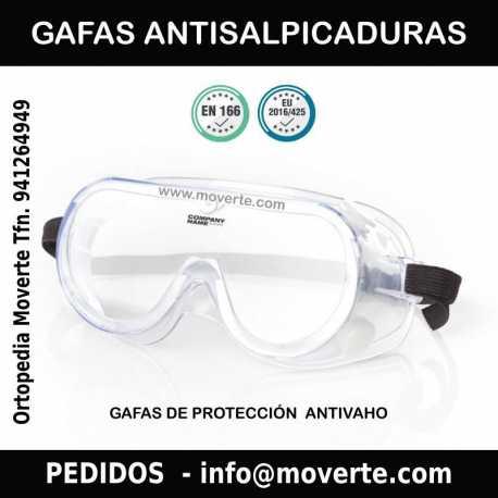 GAFAS DE PROTECCIÓN NISABis