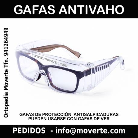 Gafas de Seguridad NIShezl