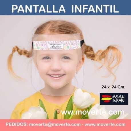 2 Pantallas infantiles antivirus efecto antivaho