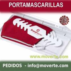 PORTAMASCARILLAS RÍGIDO