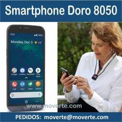 Smartphone sencillo Doro 8050