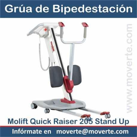 Grúa de bipedestación Molift Quick Raiser 205 StandUp
