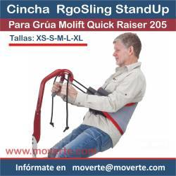 Cincha RgoSling StandUp (Molift Quick Raiser)