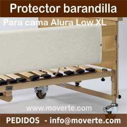Protector barandillas cama Alura Low XL