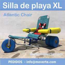 Silla anfibia Atlantic Big Size XXL