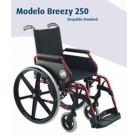 Silla Breezy 250 - Sunrise Medical