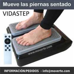 Ejercitador piernas motorizado Step