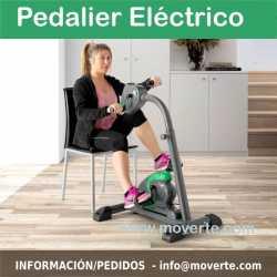 Pedalier eléctrico piernas y brazos