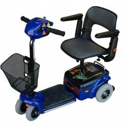 Scooter Gpr Z-30 -. Cabe en ascensores