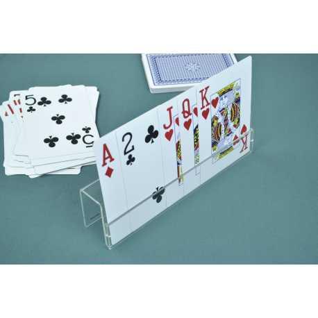 Soporte De Plástico Para Cartas - Able2