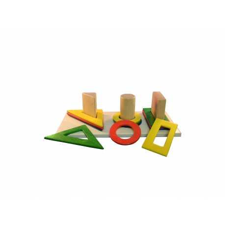 Puzzle Pila De Color - Able2
