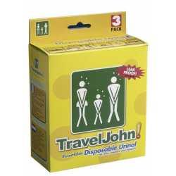 """Bolsa-Orinal"" De Viaje Travel John - Able2"
