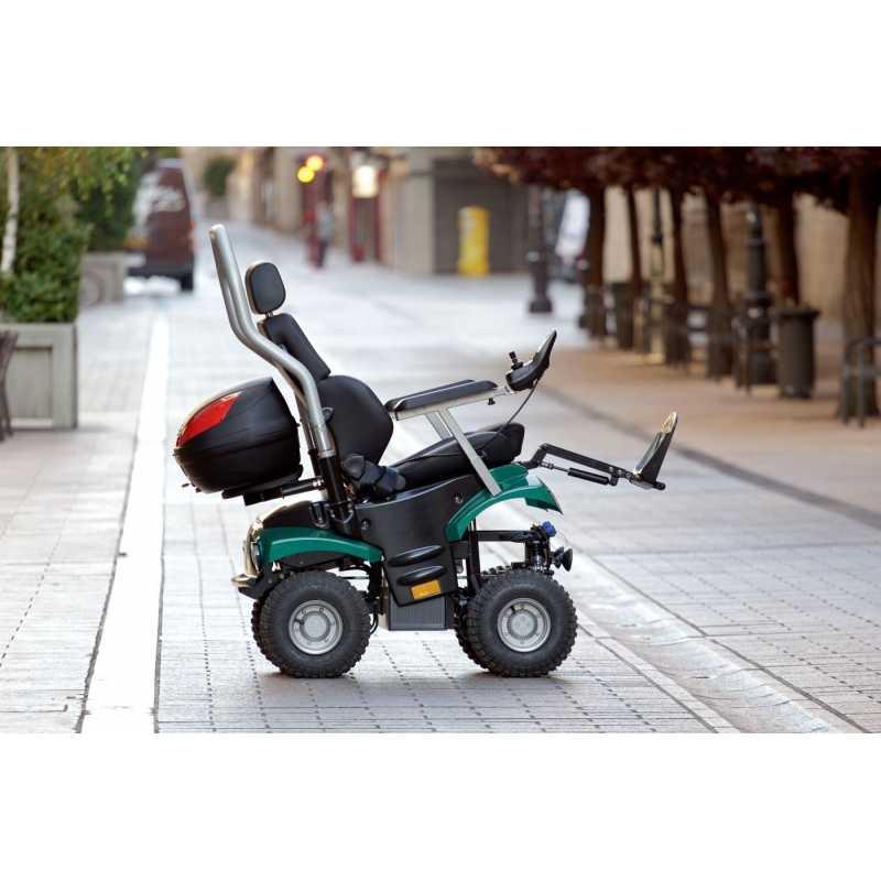 Comprar silla de ruedas todo terreno 4power4 por solo - Ruedas para sillas de ruedas ...