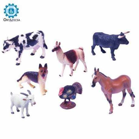 Set De Animales Comunes