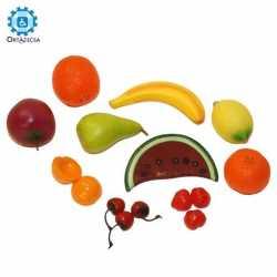 Frutas (15 Piezas)