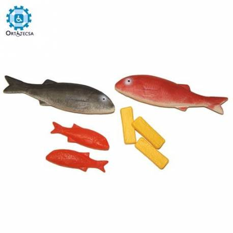 Pescados (7 Piezas)