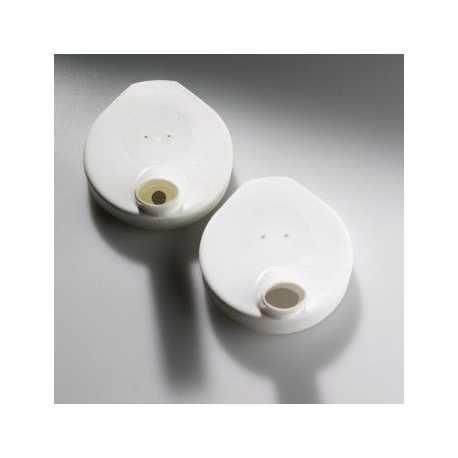 Vaso ergonómico con tapa orificio de 4 mm.