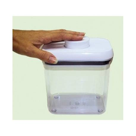 Container pop 1,4 litros (11x11x 25 cm.)