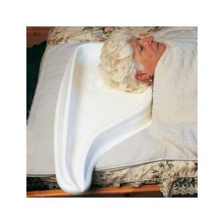 Lavacabezas de cama