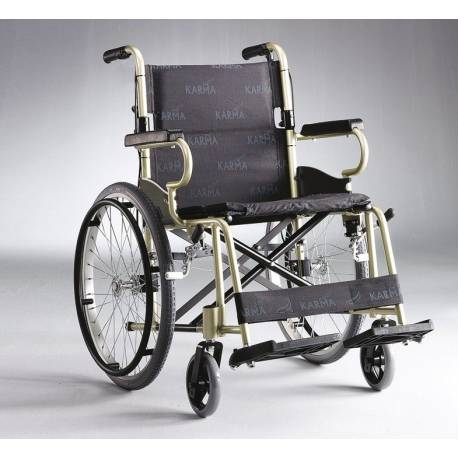 Silla 'Transit' Autopropulsable PL34