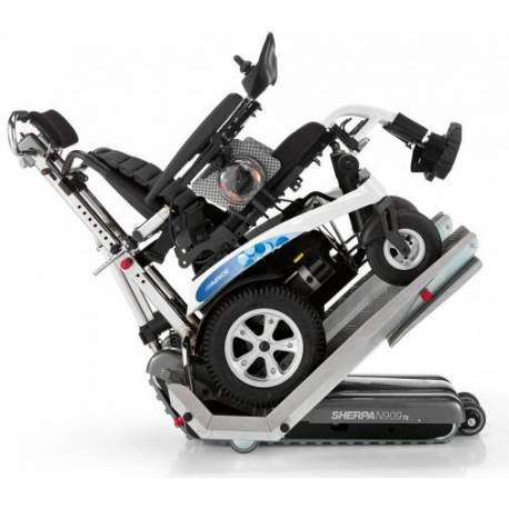 Oruga salvaescaleras Sherpa 909 para sillas de ruedas eléctricas