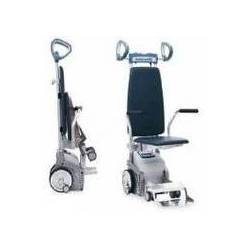 Scalacombil S36 - Sube escaleras electronico con asiento integrado plegable