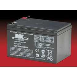 Batería AGM MK 12V 12Ah (par)