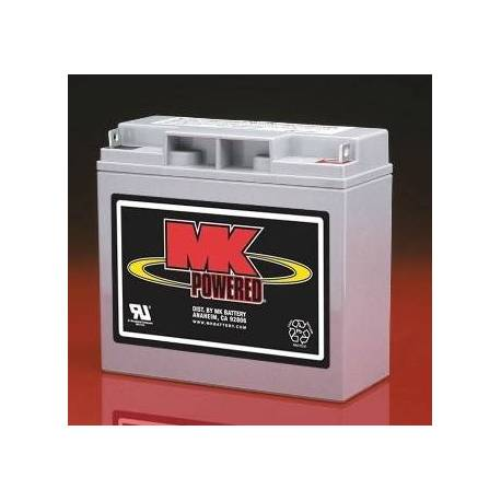 Baterías AGM MK 12V 18Ah (Par)
