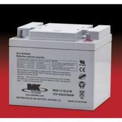 Baterías AGM MK 12V 45Ah (Par)