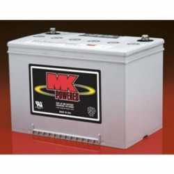 Baterías AGM MK 12V 60Ah (Par)