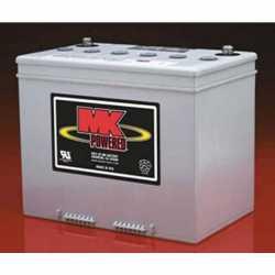 Baterías AGM MK 12V 74 Ah (Par)