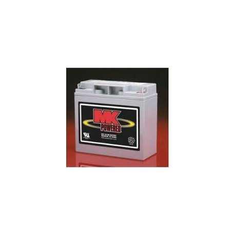 Baterías AGM MK 12V 22Ah (Par)
