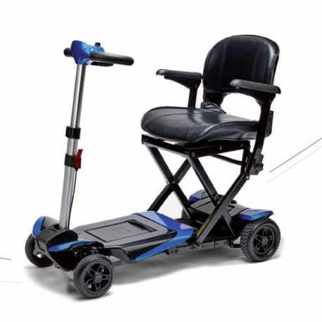 Scooter plegable con mando a distancia I Transformer