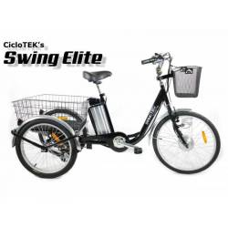 Triciclo Eléctrico Adultos Swing Elite Plus