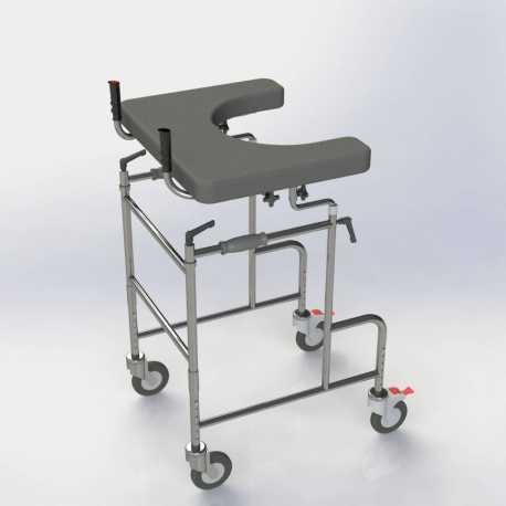 Caminador Atlas para Rehabilitación