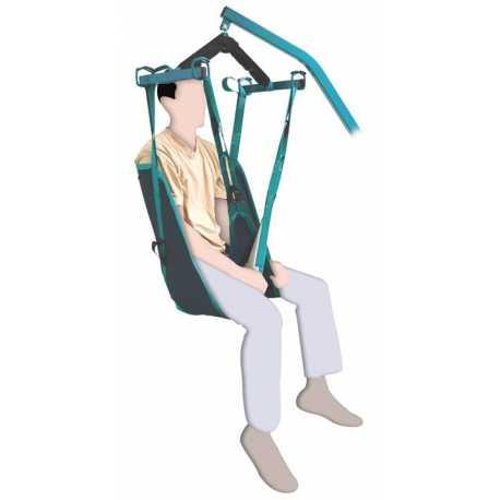 Arnés universal Confort (con o sin cabezal) - Ayudas Dinámicas